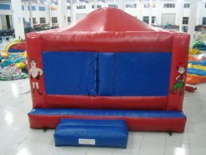 INDOOR BOXING BALL ROOM 4X4.5 PLAIN JUMPING CASTLES AGES 1 TO 12
